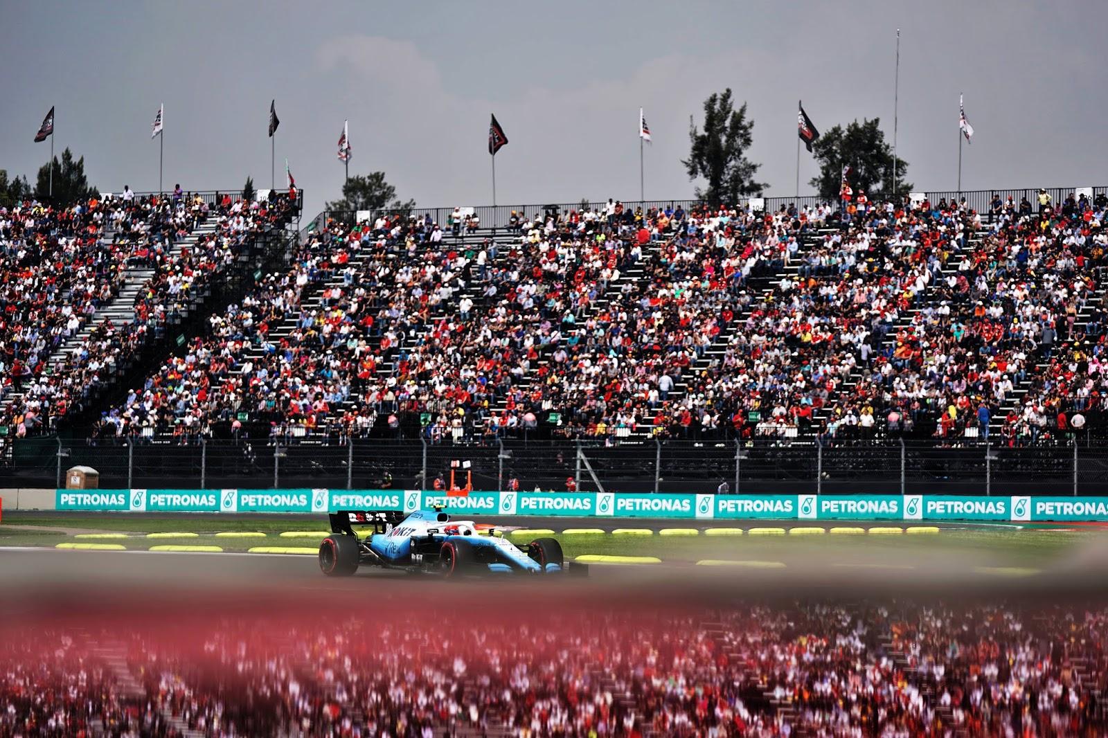 Robert Kubica, GP Meksyku