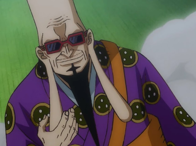 Fukurokuju One Piece What is the Meaning of Fukurokuju & MysteriousAction