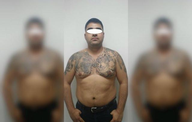 """Dejan libre al """"300"""", líder de Los Aztecas y considerado como mata policías"""