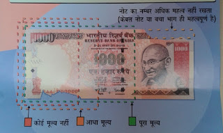 old cut note return