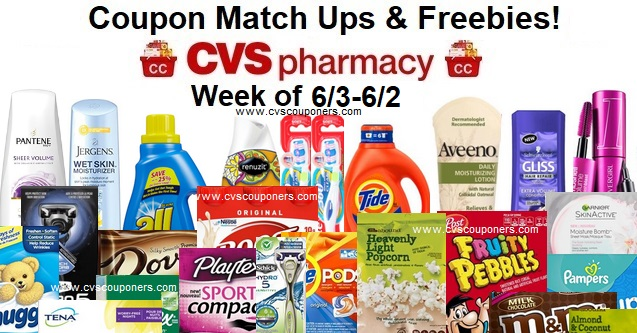 04530d98139 CVS Couponers: CVS Coupon Matchups & Freebies (6/3-6/9)