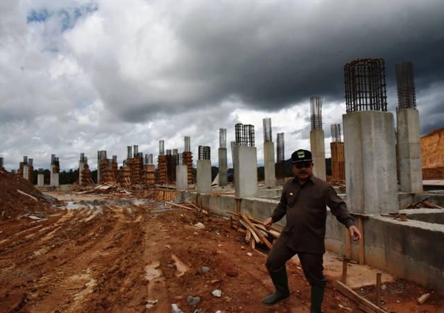 Ali Mukhni : Pembangunan Kawasan Terpadu Tarok Tetap Dilanjutkan