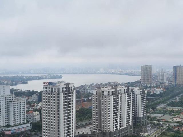 Giá bán căn hộ Penthouse dự án chung cư Sunshine Riverside Ciputra Hà Nội