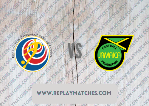 Costa Rica vs Jamaica -Highlights 09 September 2021