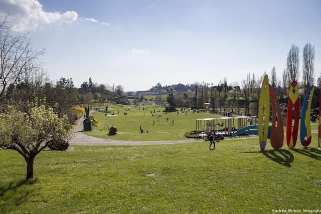Festival dedicato alla natura THINK GREEN – erbe e arte al Rossini Art Site