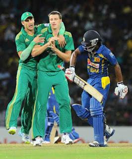 Sri Lanka vs South Africa 1st T20I 2013 Highlights