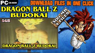 DRAGON BALL Z BUDOKAI PC DOWNLOAD