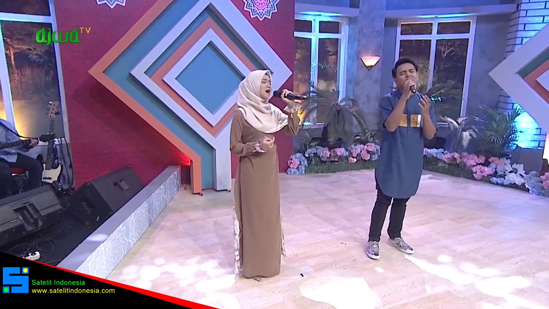 Frekuensi siaran Ajwa TV di satelit Telkom 4 Terbaru