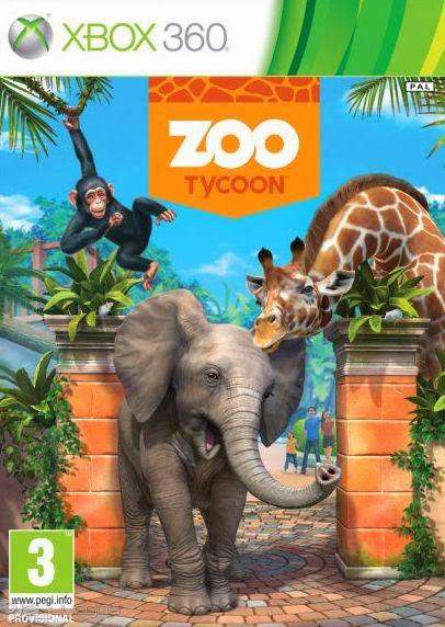 Zoo Tycoon XBOX 360 ESPAÑOL