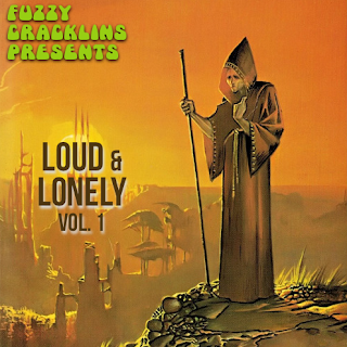 Loud & Lonely vol. 1 compilation album on Bandcamp