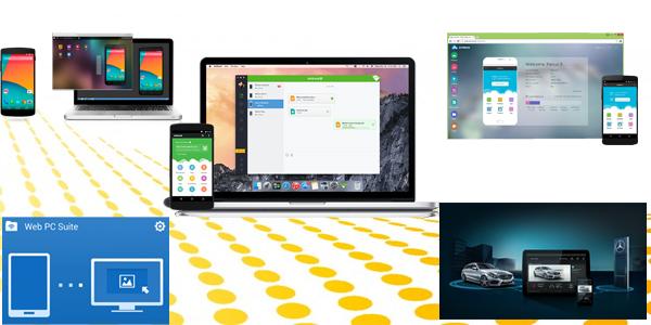 Cara Mengontrol Android Pada PC atau Laptop Dari Jarak Jauh