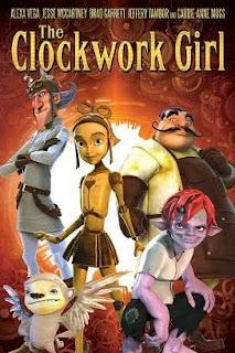 فيلم The Clockwork Girl 2021 مترجم اون لاين