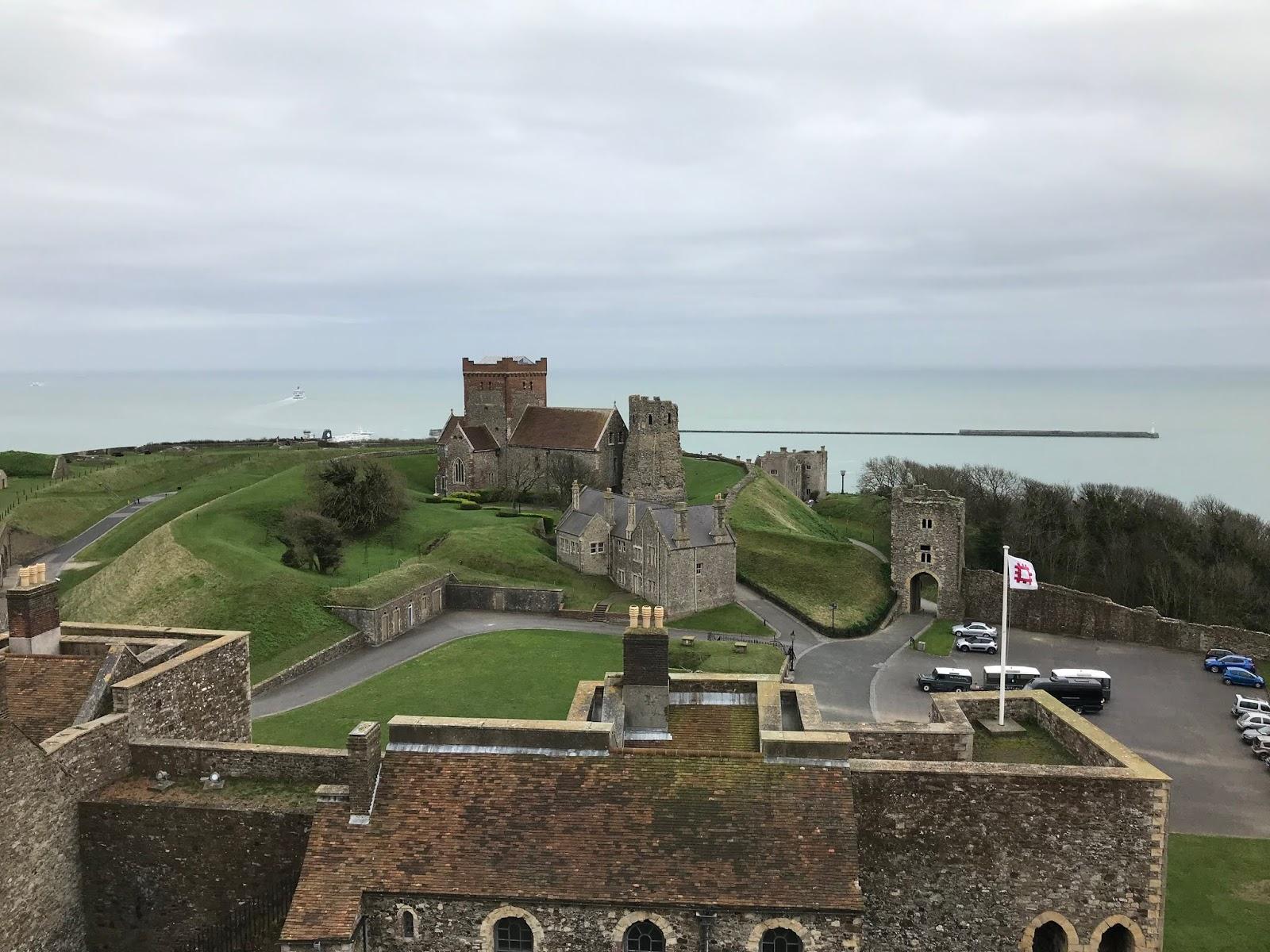 Dover Castle - Reino Unido