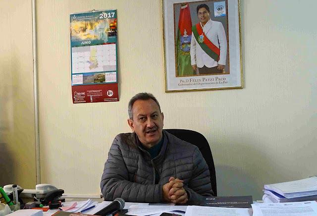 Yaksic confirma participación de la Gobernación en reunió de autonomías esta semana