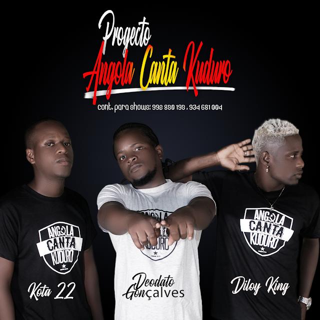 Projecto Angola Canta Kuduro - Kuduro