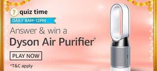 amazon dyson air purifier quiz
