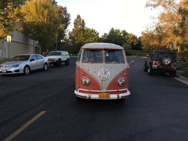 original  vw bus  window vw bus