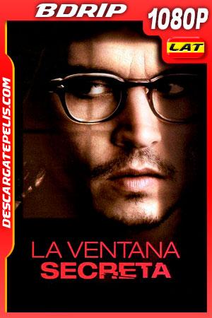 La ventana secreta (2004) 1080p BDrip Latino – Ingles