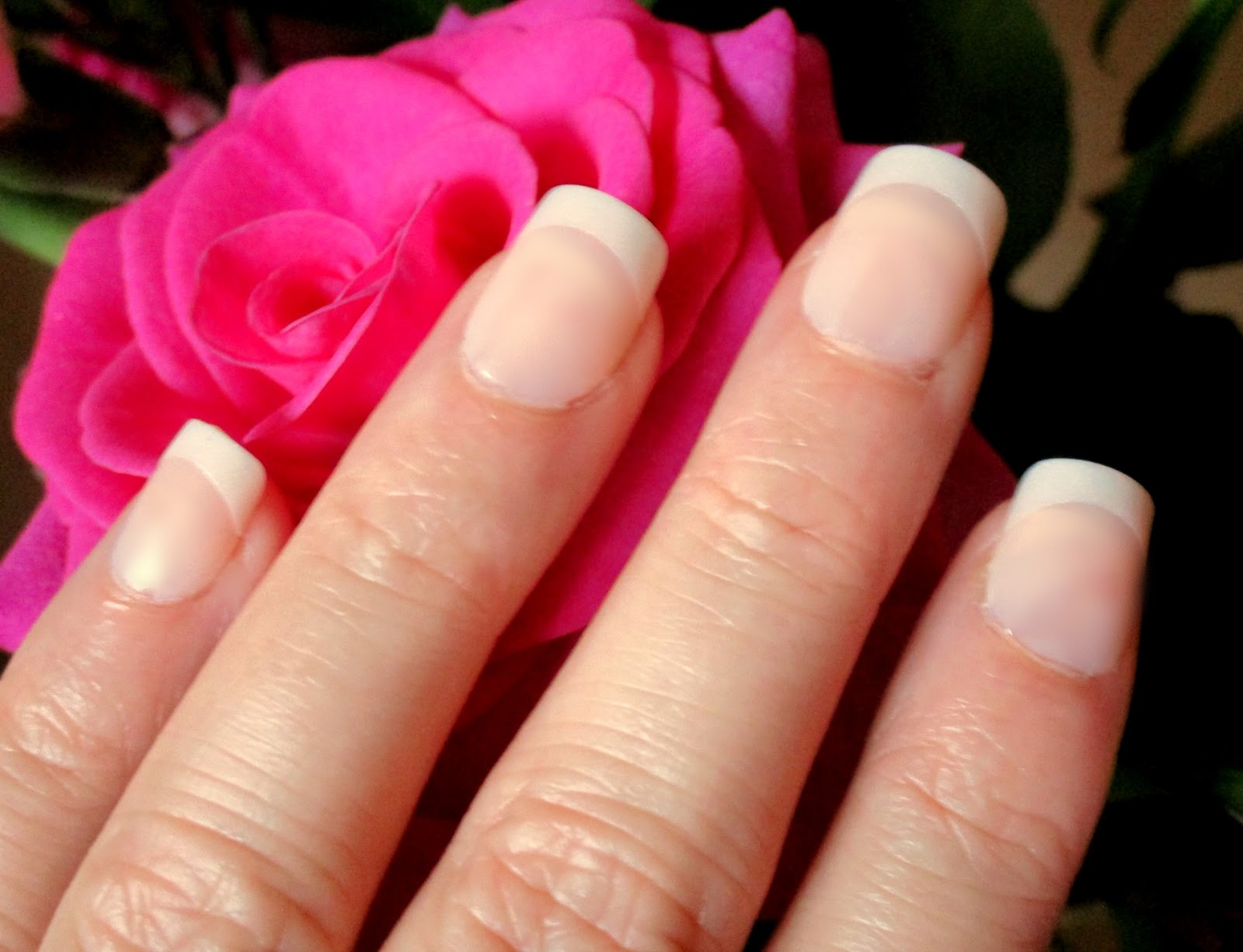HaySparkle: The Perfect \'At Home\' French Manicure by KISS