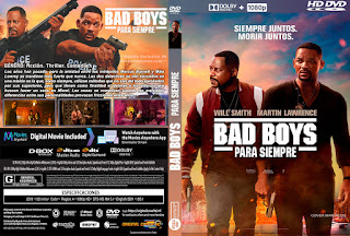 BAD BOYS PARA SIEMPRE - BAD BOYS FOR LIFE - 2020