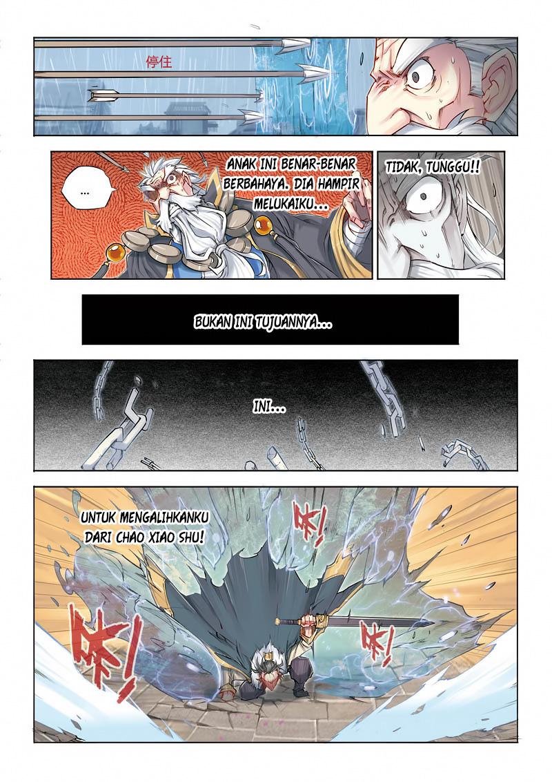 Jiang Ye Chapter 15