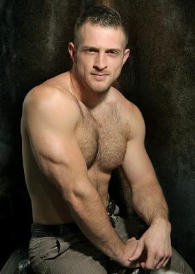Hot Male Model Paul Wagner