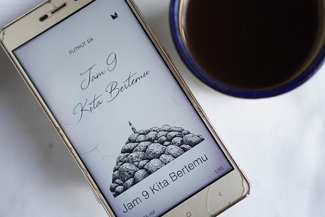Review Buku Jam 9 Kita Bertemu Karya Puthut EA