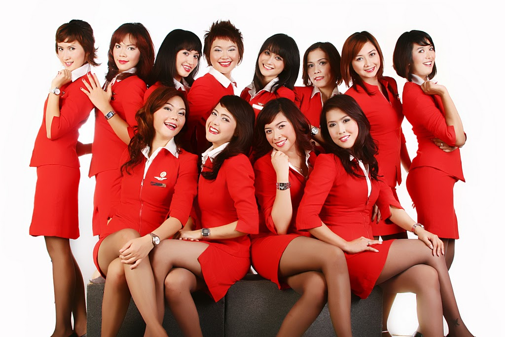 Fly Gosh Air Asia Cabin Crew Interview Process And Stages