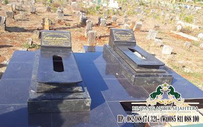 Kijingan Granit Islam , Pusat Kijingan Granit, Model Makam Islam Granit