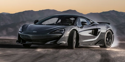 2020 McLaren 600LT Review