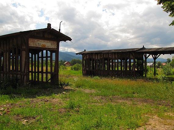 Kolej Karkonoska w Mysłakowicach