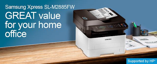 Samsung Xpress SL-M2885 Driver Download