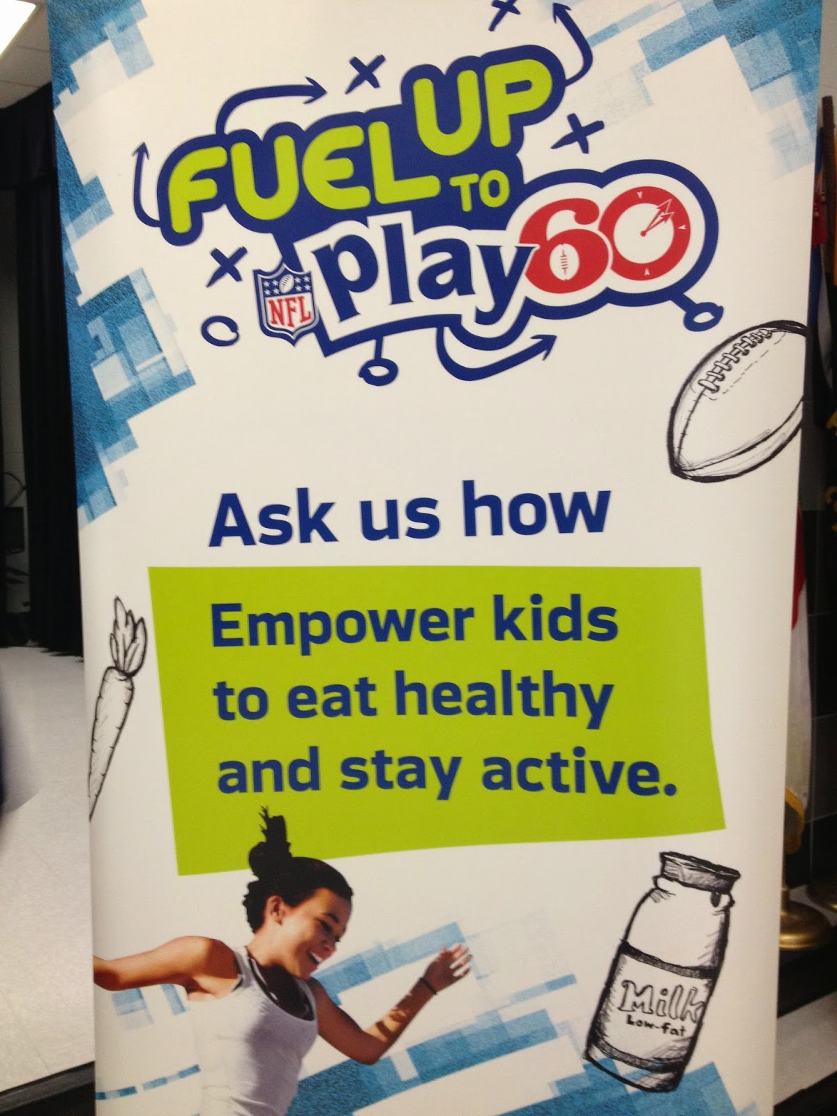 e958e67d Thanks Rowdy, Dairy Max, Fuel Up To Play 60 and the Dallas Cowboys for a  great big fun afternoon!