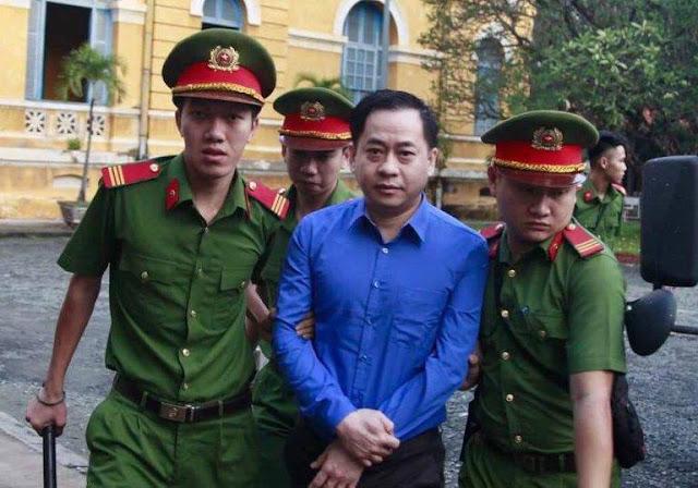 Vũ Nhôm bị tuyên 17 năm tù giam, bản án kịch khung ảnh 2