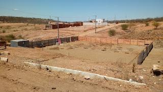 Iniciada a construção da UBS do bairro JK, em Picuí