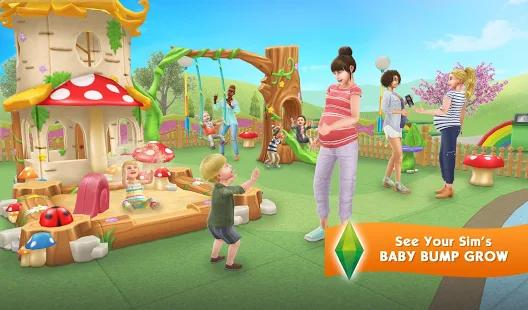 The Sims FreePlay Mod Money v5.48.1
