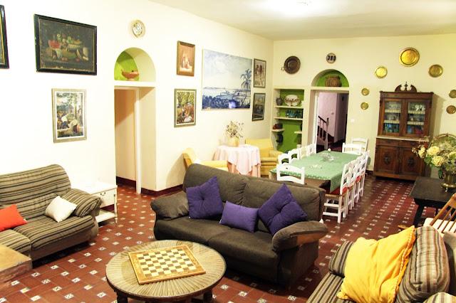 Area comun casa andaluz