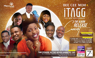 "Bee Cee Moh Preps for Debut Album ""iTAGG"" Release Concert 