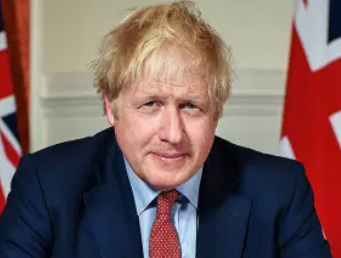 Boris Johnson testa positivo