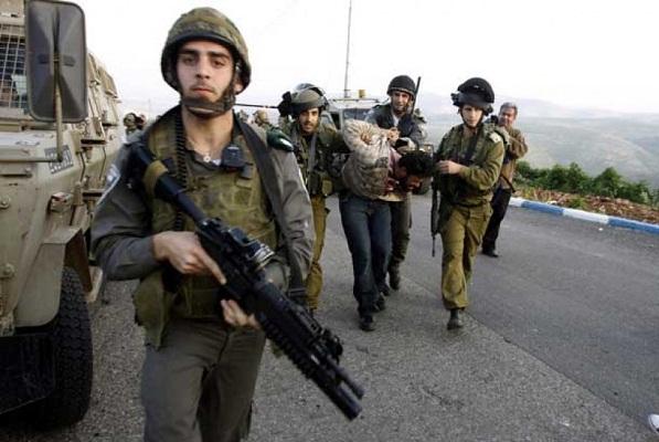 Again, Israeli Army Killed