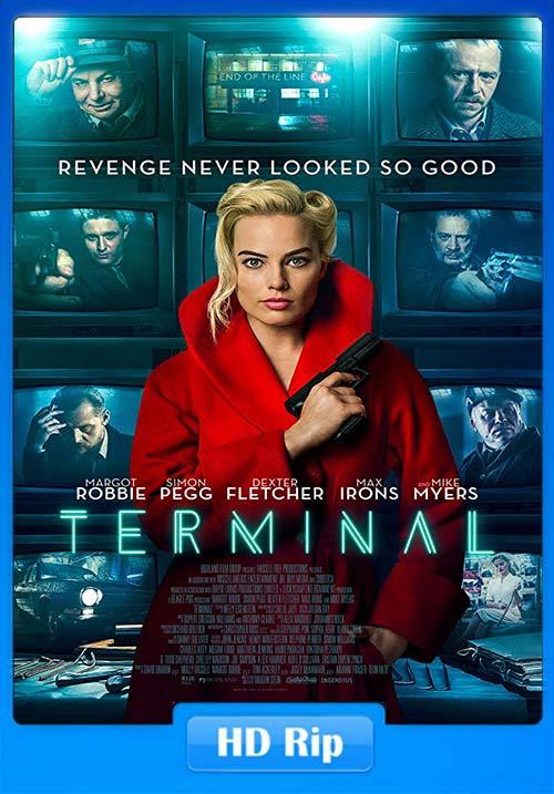 Terminal 2018 720p WEB-DL | 480p 300MB | 100MB HEVC Poster