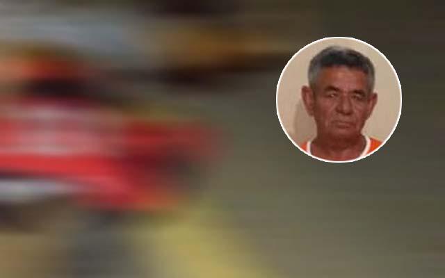 Homem morre em acidente na BA-417, entre Serrolândia e Jacobina