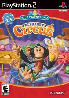 Download Konami Kids Playground Alphabet Circus Torrent