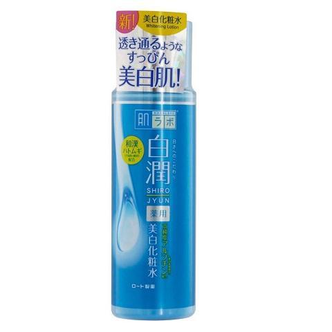 Rohto Hada Labo Shirojyun Premium Whitening Milk Emulsion
