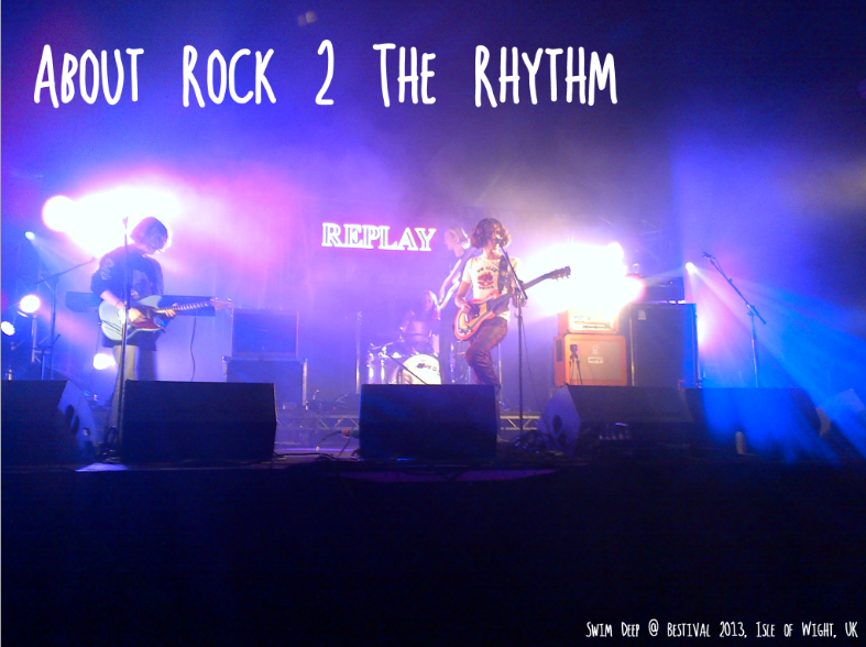 Rock 2 The Rhythm: About
