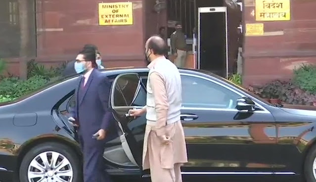 Ministry of External Affairs summoned Pakistan High Commission officials over the Nagrota incident