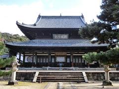 京都:萬福寺大雄宝殿