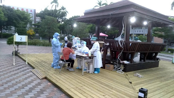 彰化榮家因應照服員確診防疫作為 確保住民職員健康與安全