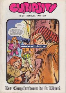 Curiosity, numéro 28, 1978