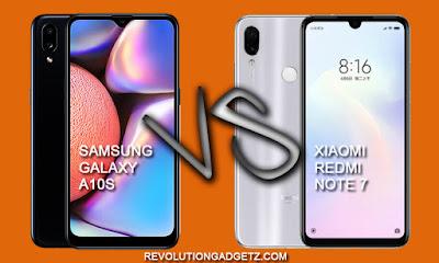 Perbandingan Samsung Galaxy A10s dan Redmi Note 7, Mana yang Lebih Unggul?